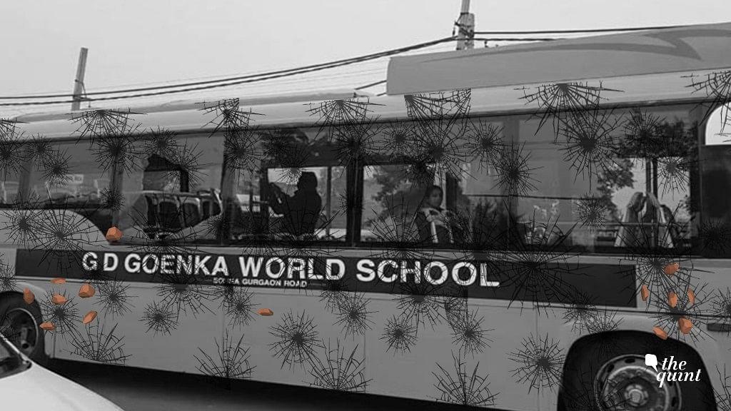 47 Miscreants Arrested for Attacking Gurugram School Bus