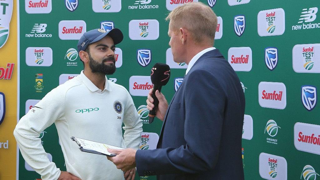Captain Kohli Rues Lack of Partnership