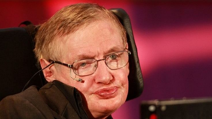 Stephen Hawking passed away on 14 March, 2018 at 76 years of age.