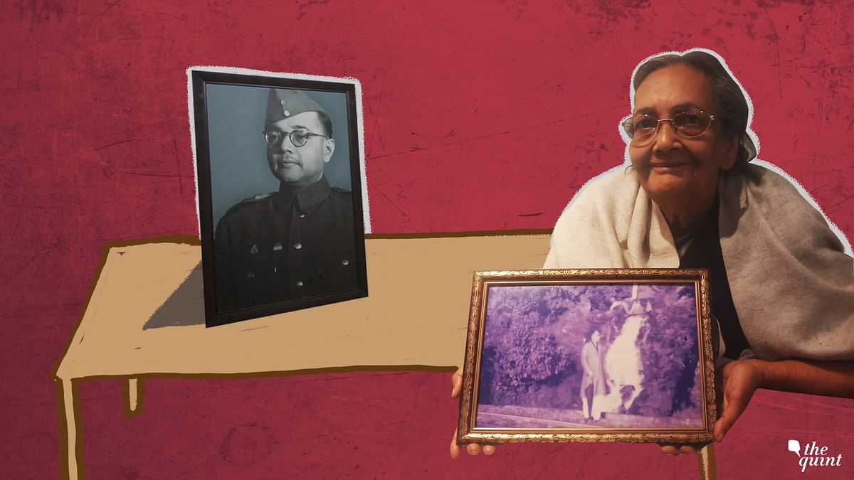 Bose Dead or Alive? Netaji's Niece Recollects Time Spent With Him