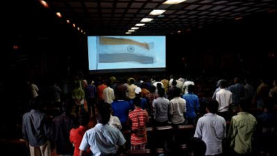 Playing National Anthem in Cinemas No Longer Mandatory, Says SC