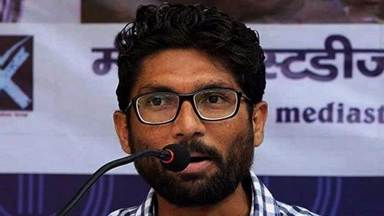 Chennai Journos Walkout as Mevani Says, 'Remove Republic TV Mic'