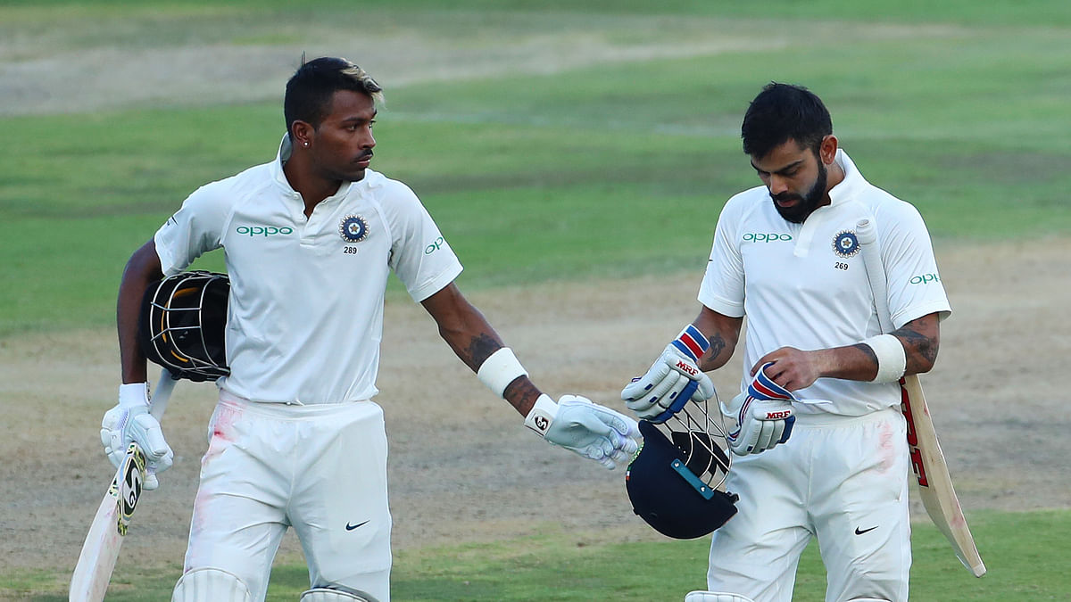 Must Manage Hardik's Workload, There's Tests in England Too: Kohli