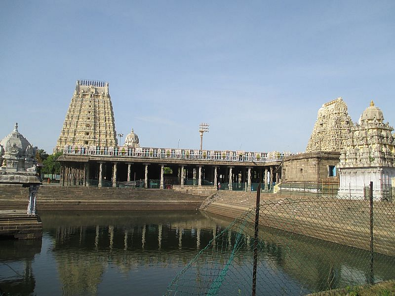 The department asked the Idol Wing to prove its charge on the missing gold in Kanchi temple.