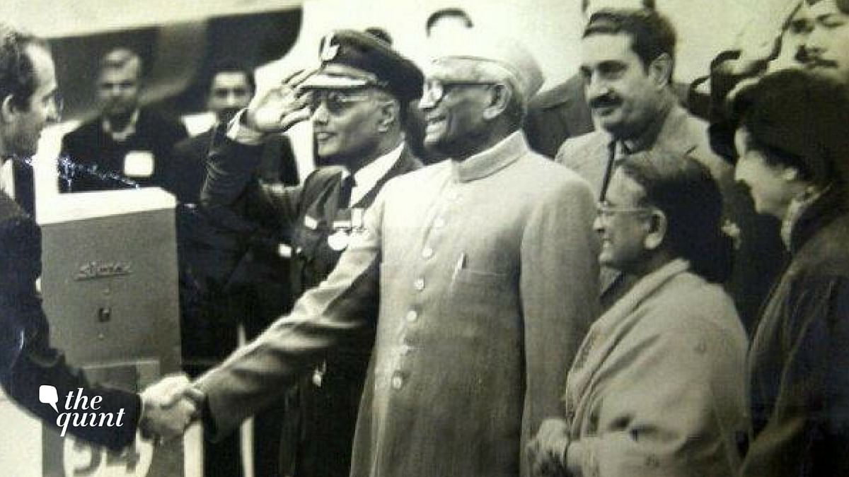 Air Force Veteran Remembers India's 1st Republic Day