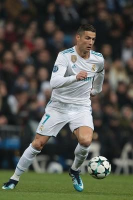 Cristiano Ronaldo. (File Photo: IANS)