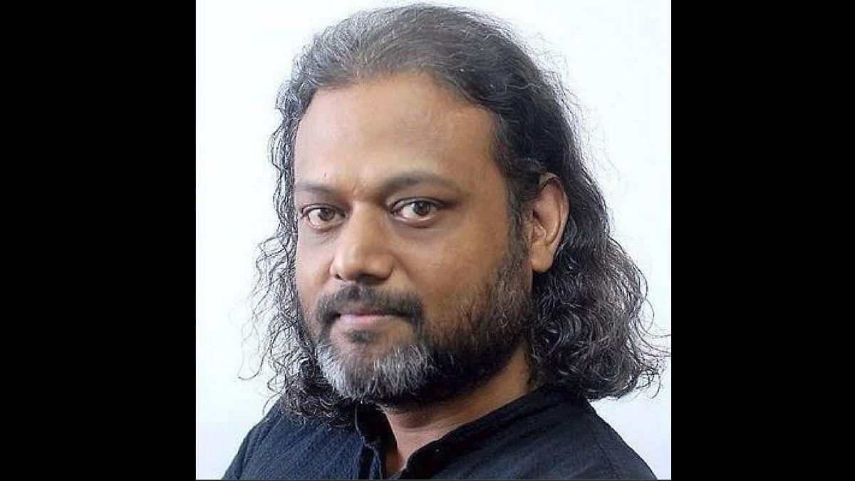 File photo of senior journalist Guatham Siddhartha.