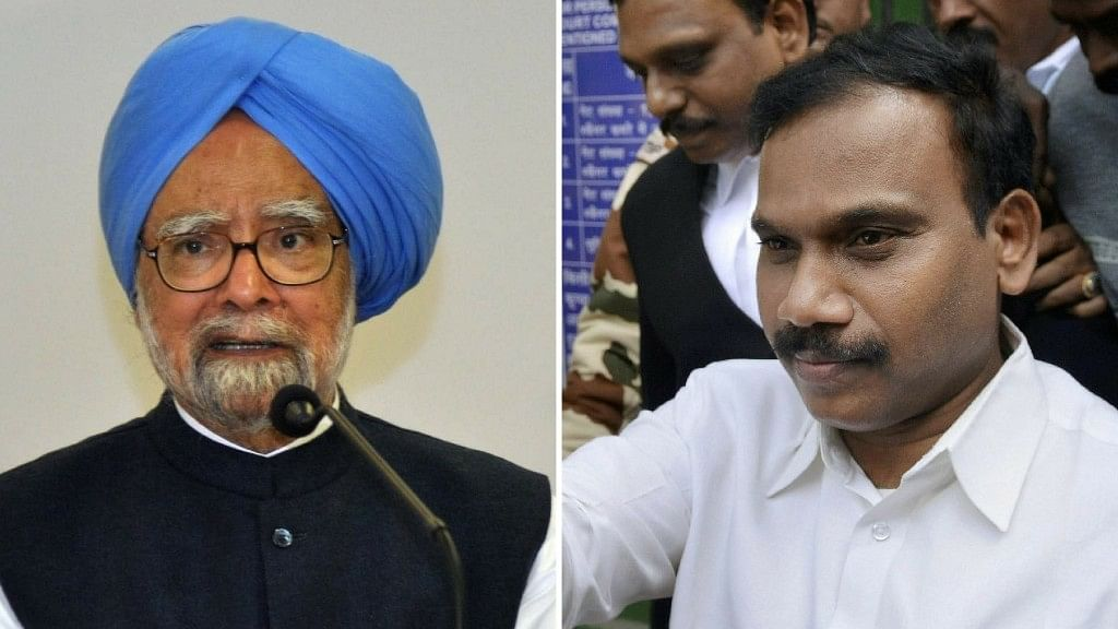 'Happy You Stand Vindicated': Manmohan Tells Raja After 2G Verdict