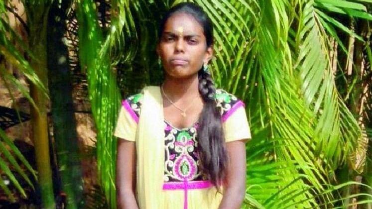 Lavanya was a student of the Pragathi High School in Domadugu village in Sangareddy district's Gummadidala mandal.