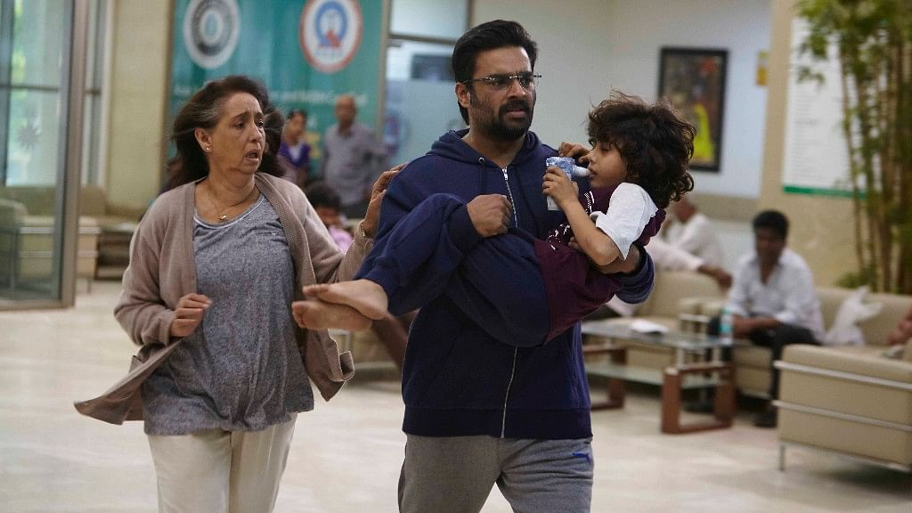 'Breathe' Is a Gripping Thriller; RIP Madhavan As We Know Him