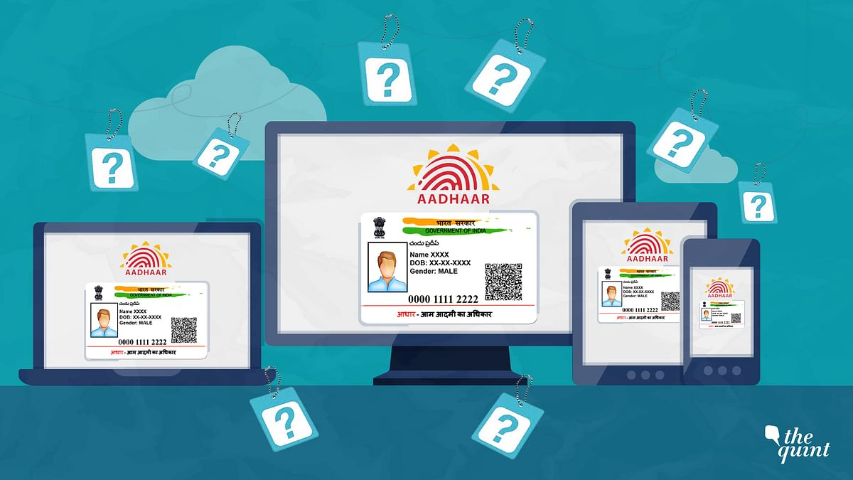 'UIDAI's Power to Invalidate Aadhaar Violates Citizens' Rights'