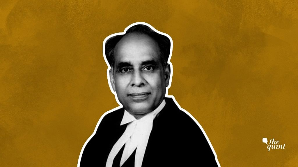 How the SC Judges' Dissent Reminds us of Justice HR Khanna in 1975