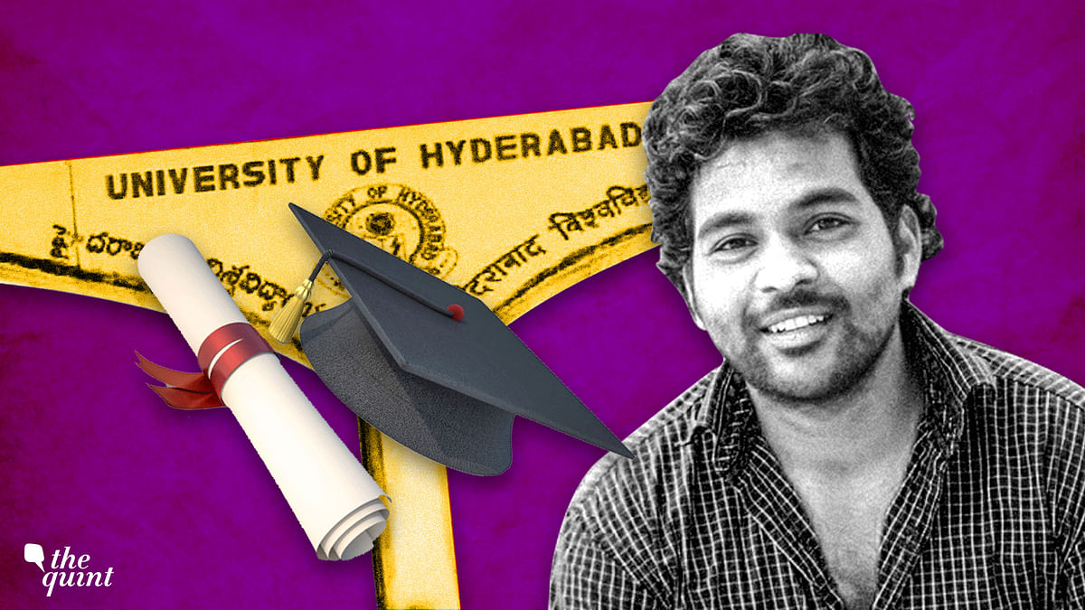 In Life After Rohith Vemula,  Hyderabad Univ Faces Toughest Test
