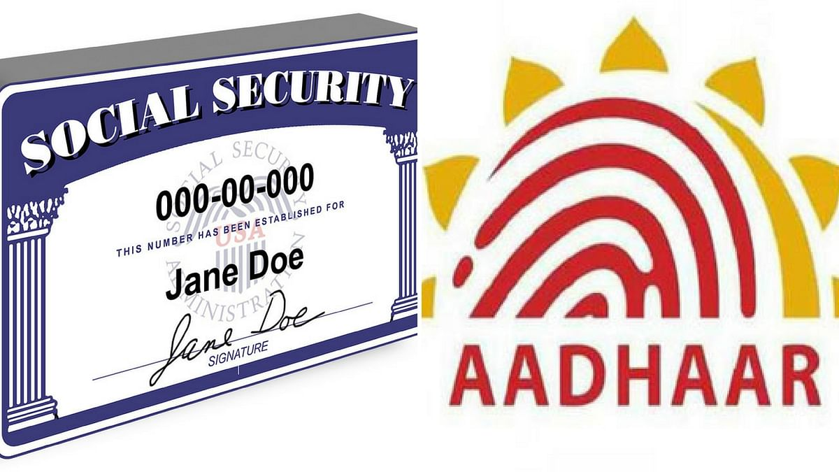 Aadhaar vs Social Security Number –  How Are They Different?