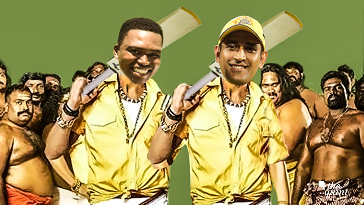 IPL: CSK's Lungi is Loving Lungi Dance & Twitter Can't Keep Calm