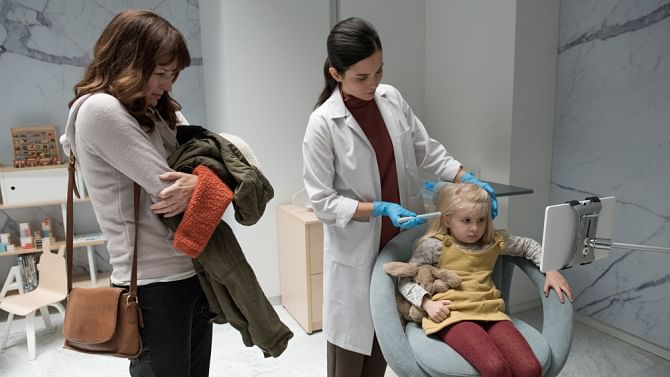 A still from the second episode of <i>Black Mirror</i> S4.