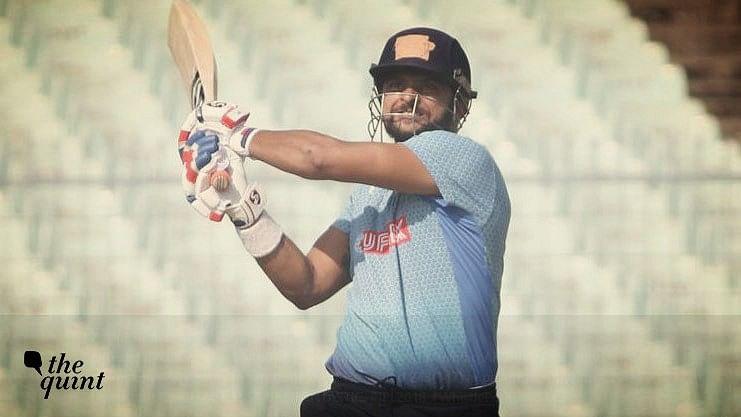File photo of Suresh Raina.