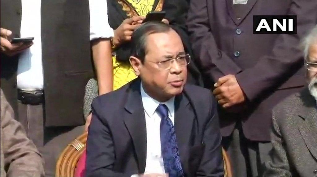 Justice Ranjan Gogoi.