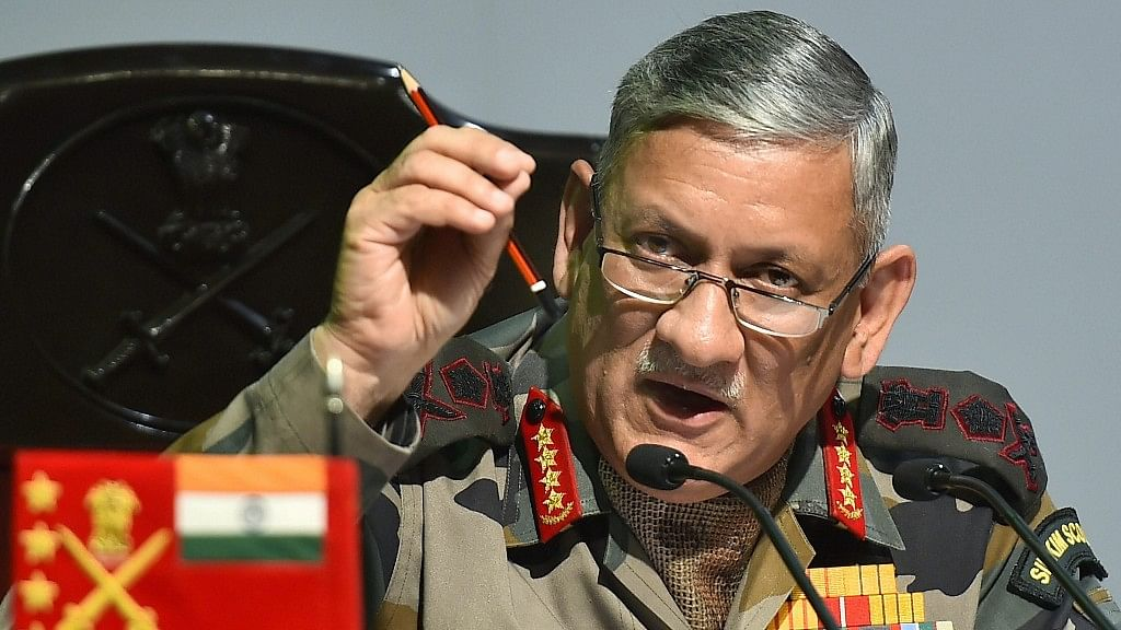 Pak Denies  Gen Rawat's Balakot 'Terror Reactivation' Statement