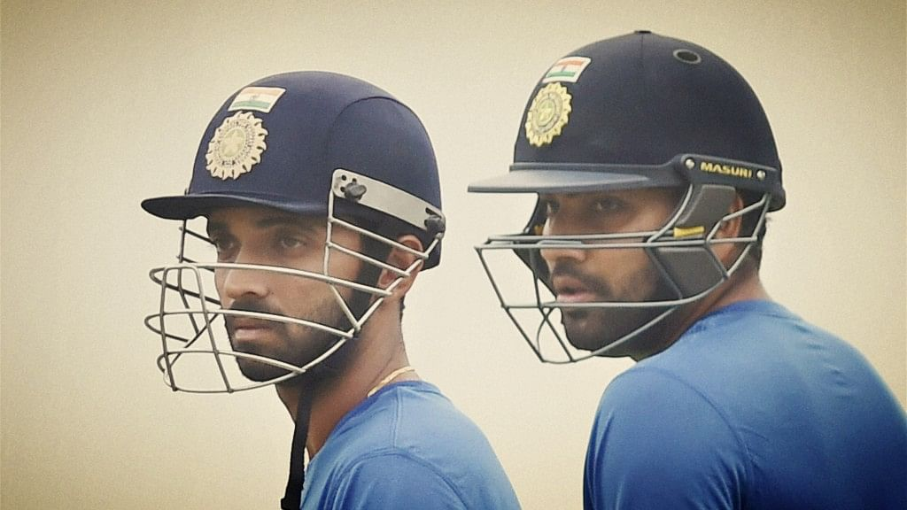 Rohit vs Rahane Is Not Really a Debate, Play Both in Centurion