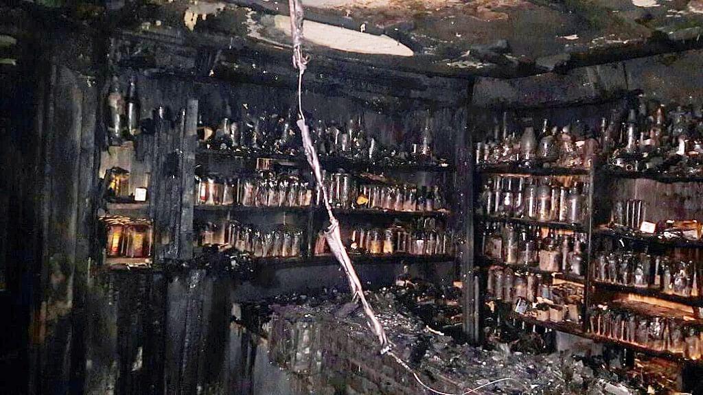 Bengaluru Fire: 5 Staff Sleeping Inside Bar Dead, Owner Arrested