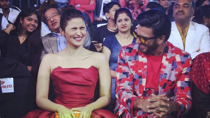 Alia Bhatt and Ranveer Singh start shooting for 'Gully Boy'.