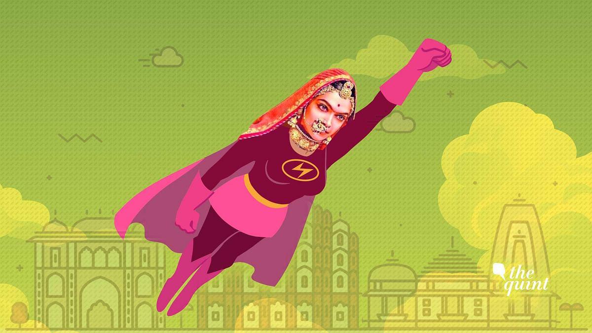 VIDEO GAME: Help Padmaavat's Rani Padmini Dodge the Karni Sena