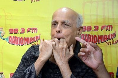 Filmmaker Mahesh Bhatt. (File Photo: IANS)
