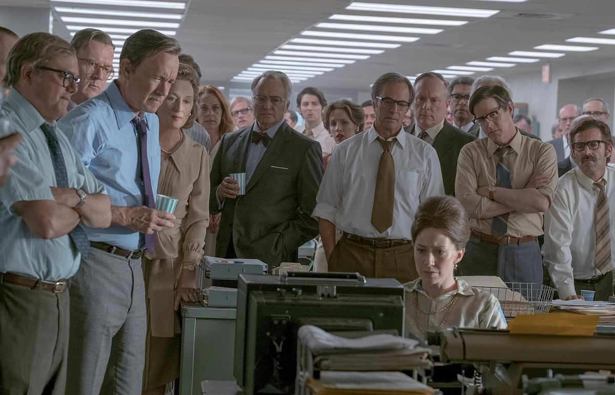 A still from <i>The Post</i>
