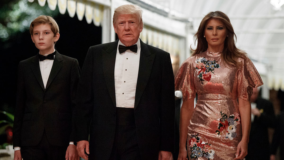 New Book Says Trump Told Melania 'Simply No Way Will I Win'