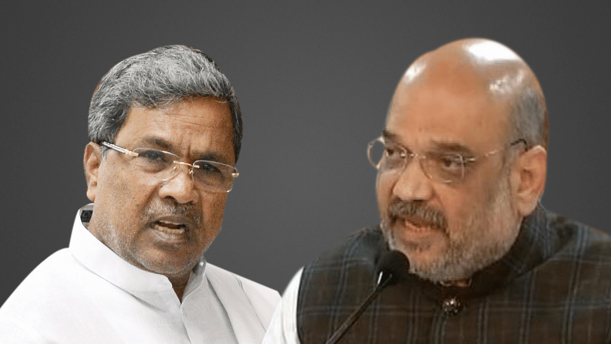 In Battleground Karnataka, Siddaramaiah & Amit Shah Trade Barbs
