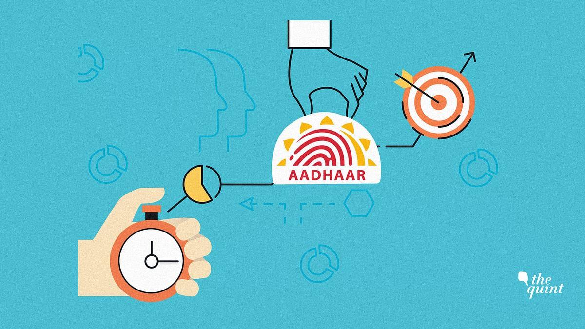 Aadhaar Should Act as Facilitator, NOT Hamper Interests of People