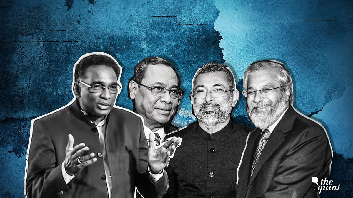 Senior Supreme Court Justices Jasti Chelameswar, Ranjan Gogoi, Madan Lokur and Kurian Joseph called an unprecedented press conference on 12 January.