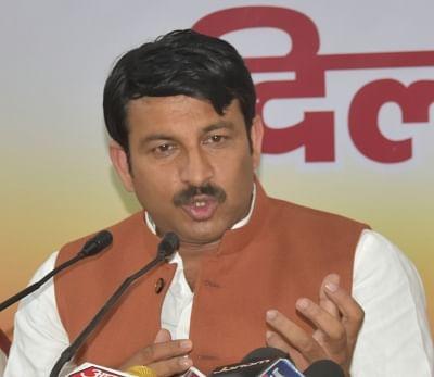 Delhi BJP chief Manoj Tiwari. (File Photo: IANS)