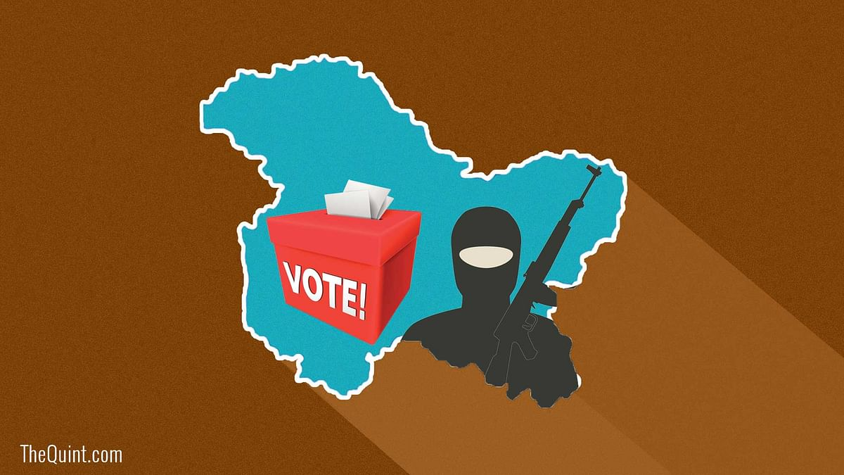 Following Hizbul's acid threat ahead of panchayat elections, politicians in J&K choose to play it safely.