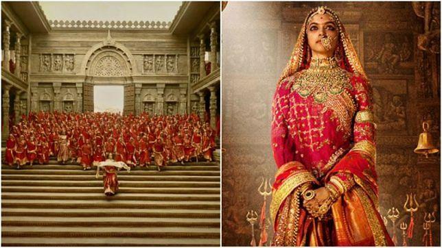 Deepika Padukone stars in <i>Padmaavat.</i>