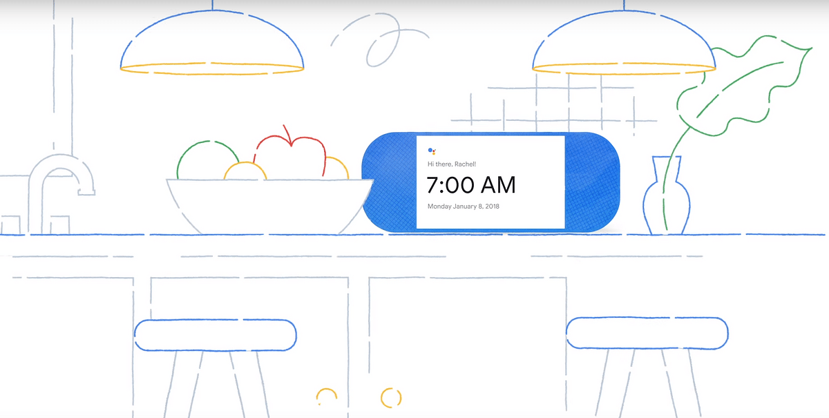 Google plans to put a display on its Assistant.