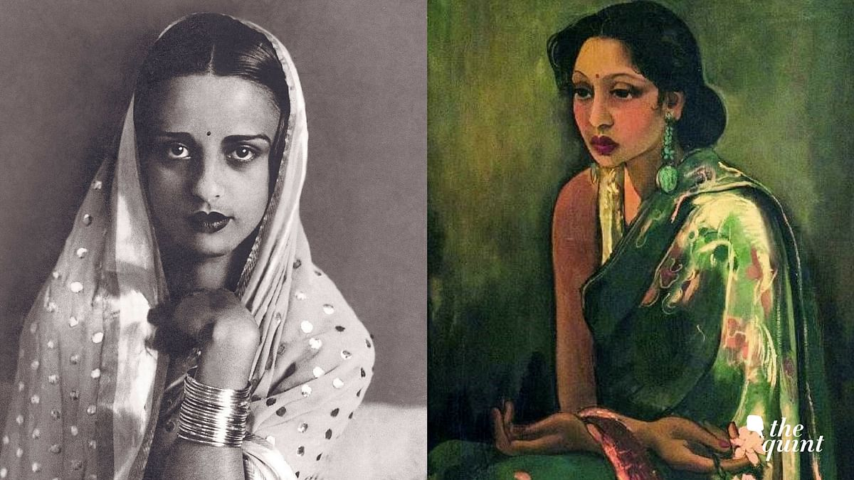 Amrita Sher-Gil: The Portrait of an Artist as a Young Woman