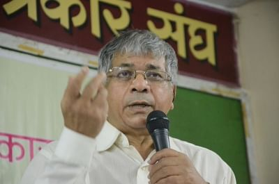 PMO protecting Bhima-Koregaon violence accused: Prakash Ambedkar