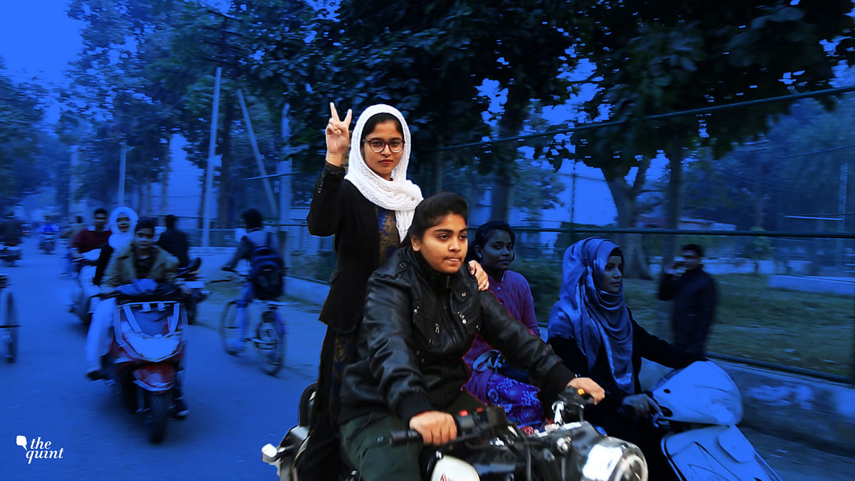 'We Demand the Freedom to Go out on All Days': AMU Women Leaders