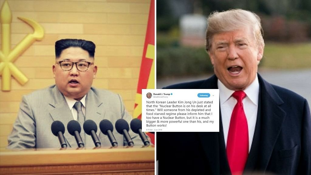 Trump Compares Sizes With Kim Jong Un: 'My Nuke Button Is Bigger'