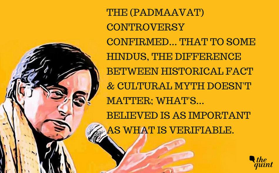 Tharoor's New Book Asks: Will Constitutionalism Tame Hindutva?