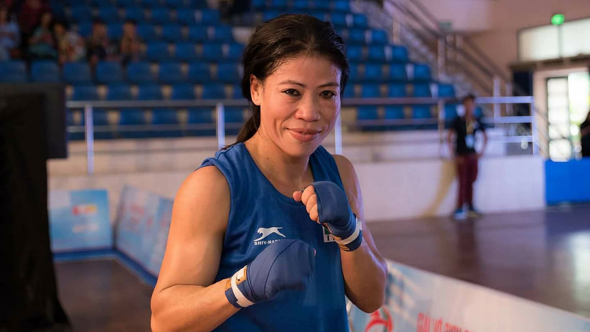 Mary Kom Has No Plans for Retirement, Wants to Continue till 2020