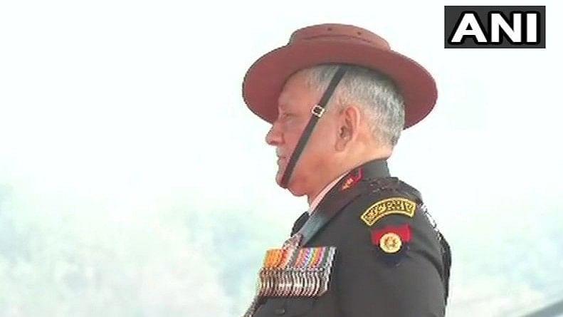 Army Day: Bipin Rawat Warns of Strong Response to Pakistan Terror