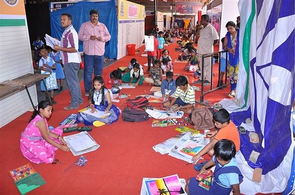 """<span style=""""white-space: pre-wrap; background-color: rgb(255, 255, 255);"""">Education Minister said the district libraries would also become coaching centres for IAS aspirants in the near future.</span>"""
