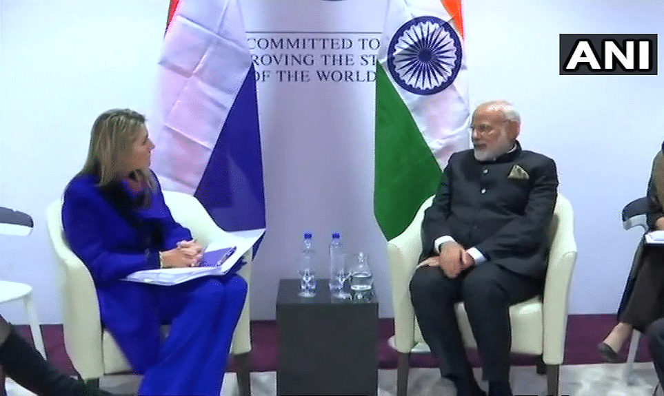 WEF 2018: PM Modi Opens Davos Forum, Calls For Global Peace