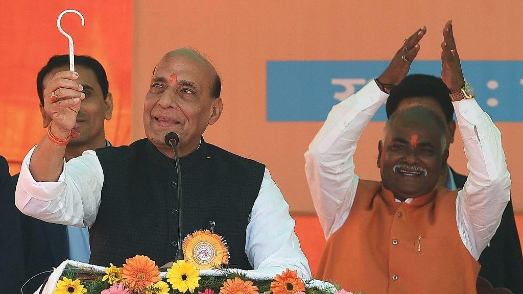India Has Shown it Won't Hesitate to Cross Border: Rajnath Singh