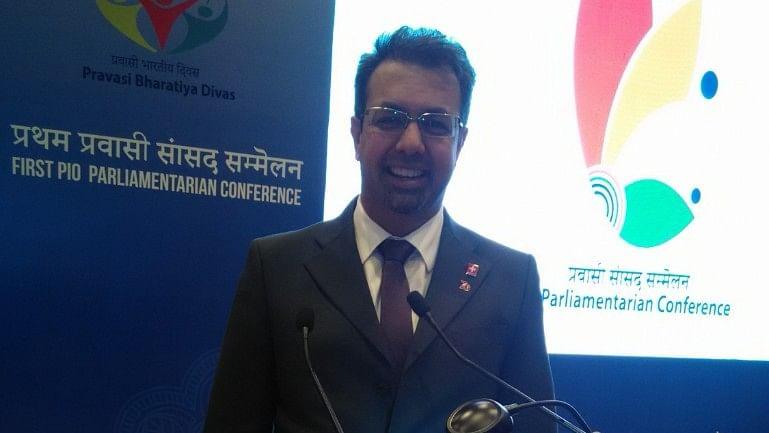 Adopted Indian Niklaus-Samuel Gugger now a Swiss parliamentarian.