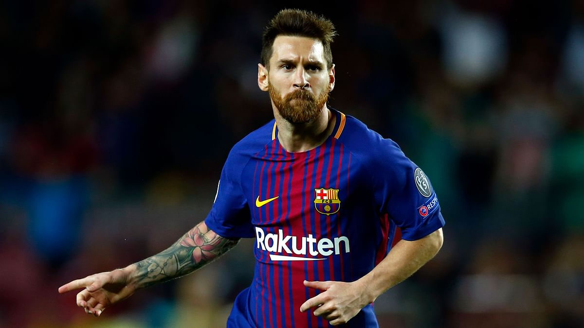 Lionel Messi Informs Barcelona He Wants to Leave the Club