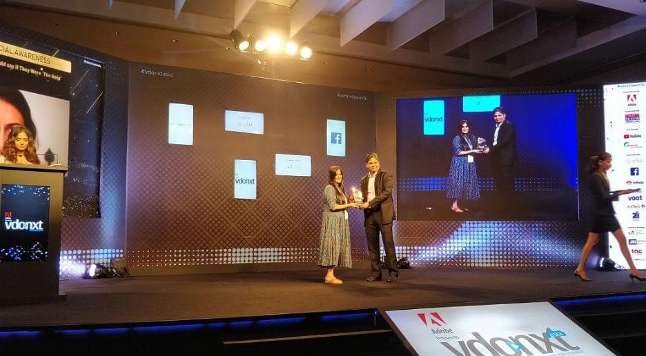 The Quint wins 7 awards at the Adobe Vdonxt Awards.